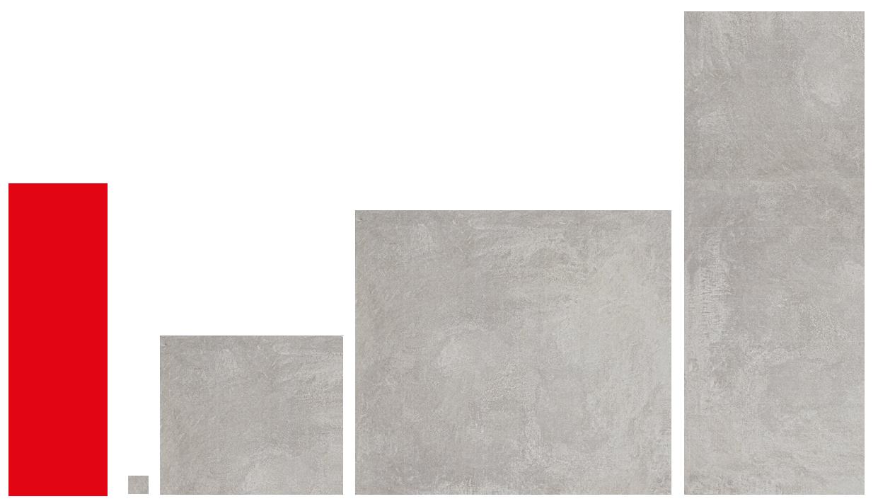Dimensioni piastrelle in gres_Candioli